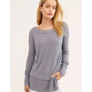 Free people 'We The Free North Shore' Thermal